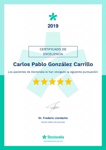 Certificado de Excelencia Doctoralia2