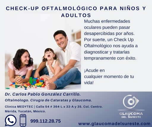 Check Up Oftalmológico