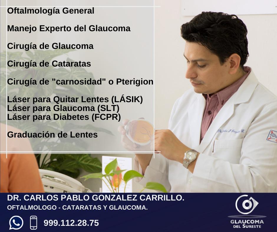 Glaucoma del Sureste