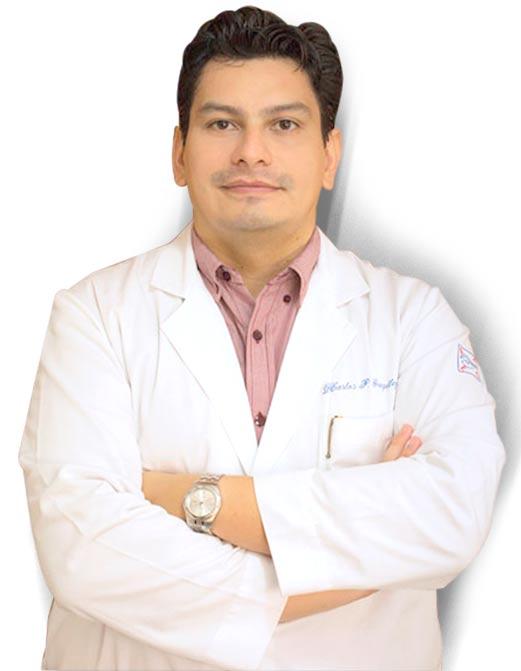 Dr. Carlos Pablo González Carrillo