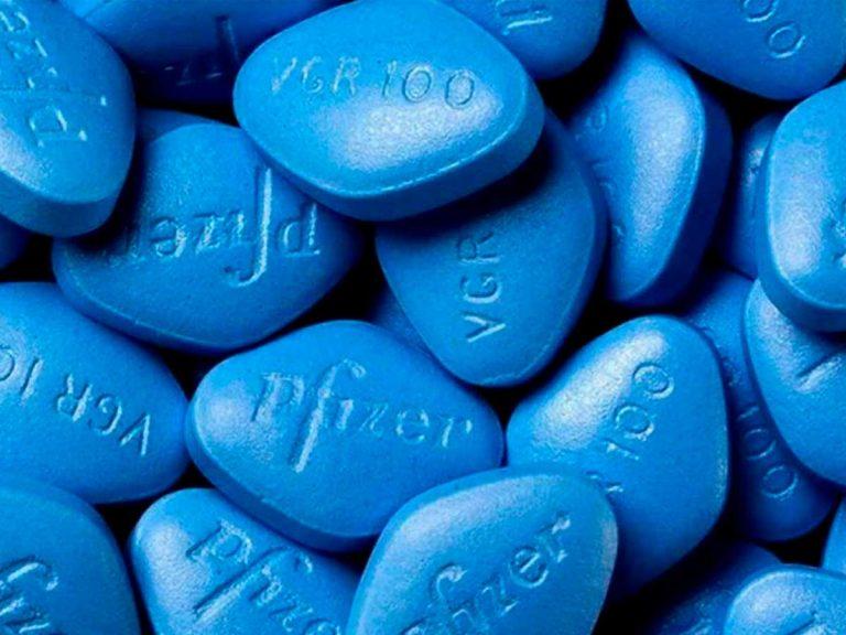 """¿La """"pastilla azul"""" puede causarme problemas de visión?"""